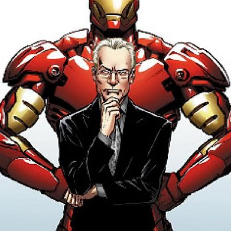 """Todo para ajustar el traje de """"Iron Man"""". Foto:vía Marvel"""