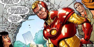 Tanto, que en Marvel lo invitaron a un cómic. Foto:vía Marvel