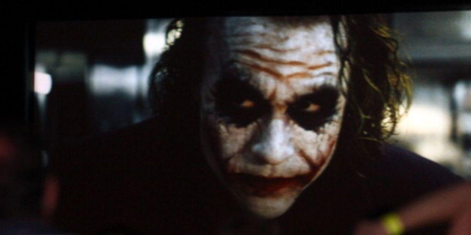 Heath Ledger. Foto:vía Getty Images