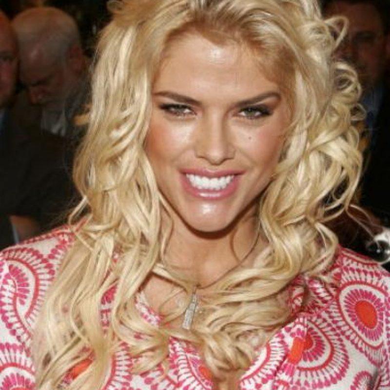 Anna Nicole Smith. Foto:vía Getty Images