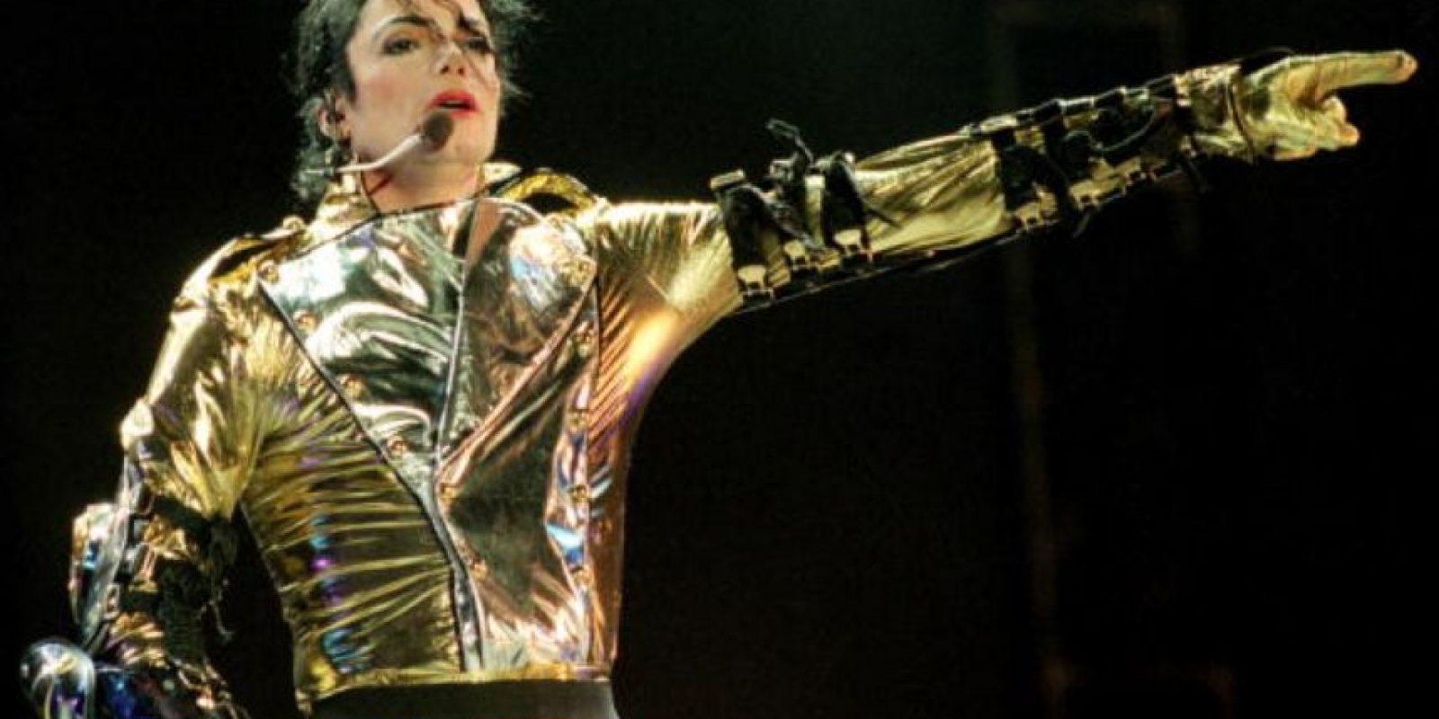 Michael Jackson. Foto:vía Getty Images