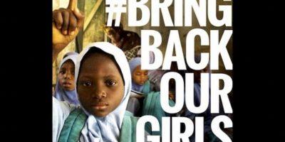 Este indignante caso atrajo la atención mundial en redes sociales con el hashtag #BringBackOurGirls. Foto:Vía Instagram.com/ToniGarm