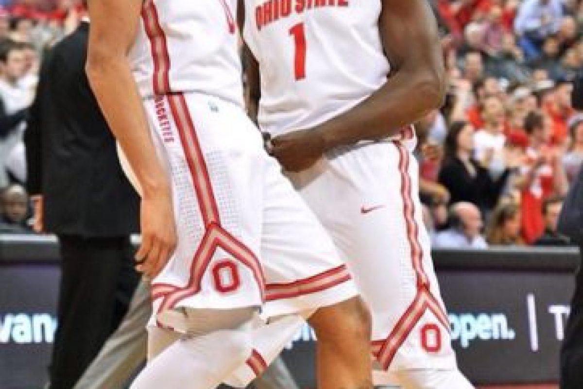 Él jugó una temporada de baloncesto universitario con los Buckeyes de la Universidad Estatal de Ohio Foto:Vía instagram.com/dloading