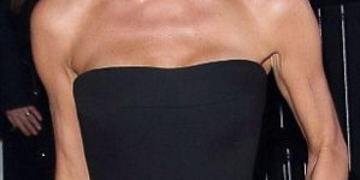 FOTOS. 13 famosas cuyas mayores curvas son