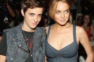 Lindsay Lohan y Samantha Ronson Foto: Getty Images