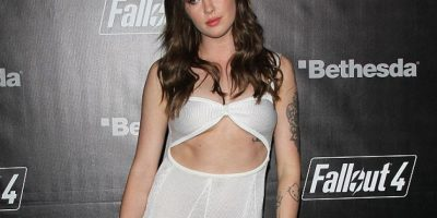Ireland Baldwin no cupo en uno de sus vestidos y lo compartió de una manera muy sensual