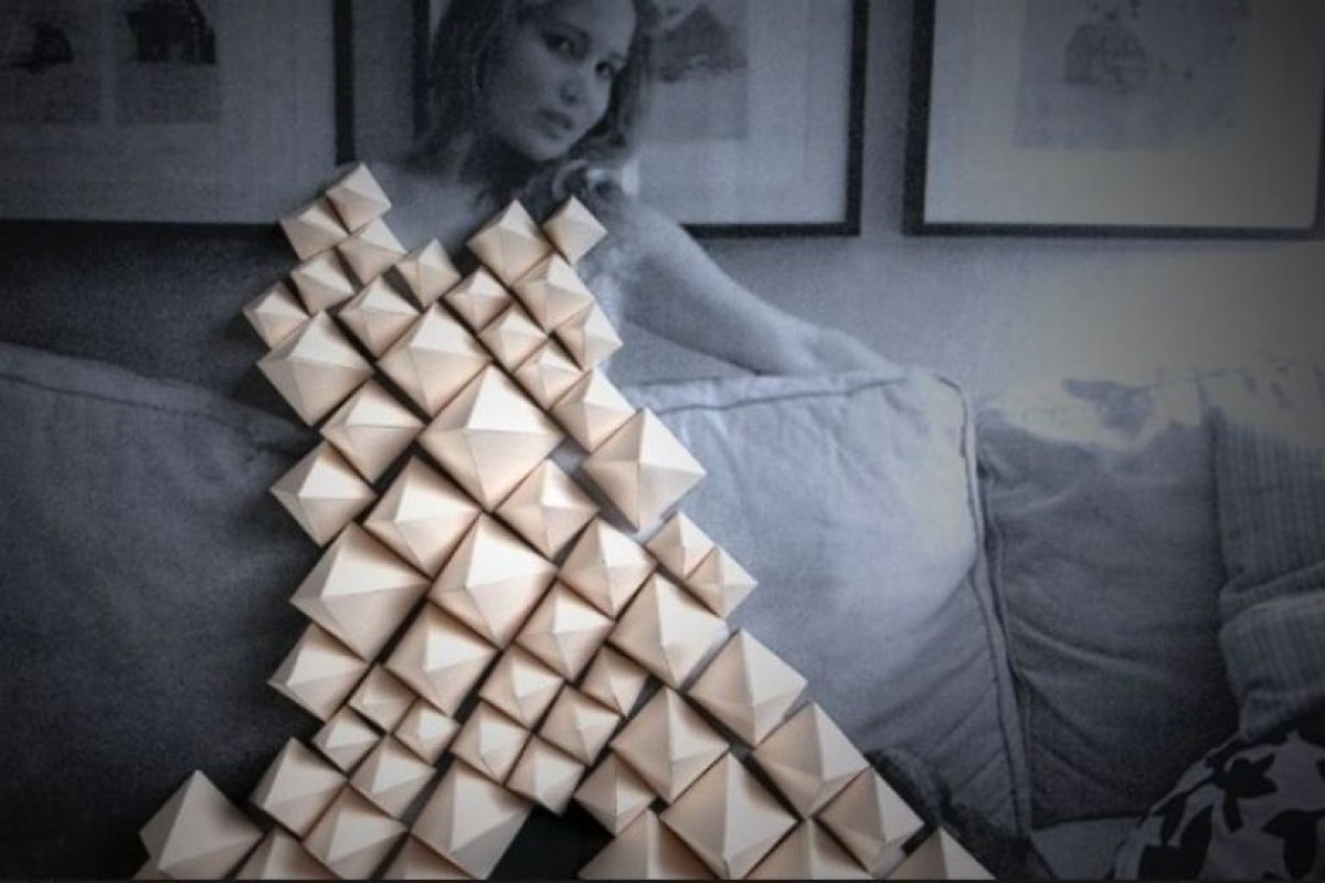 Su polémica aparición en el Celebgate Foto:theunfappening.com