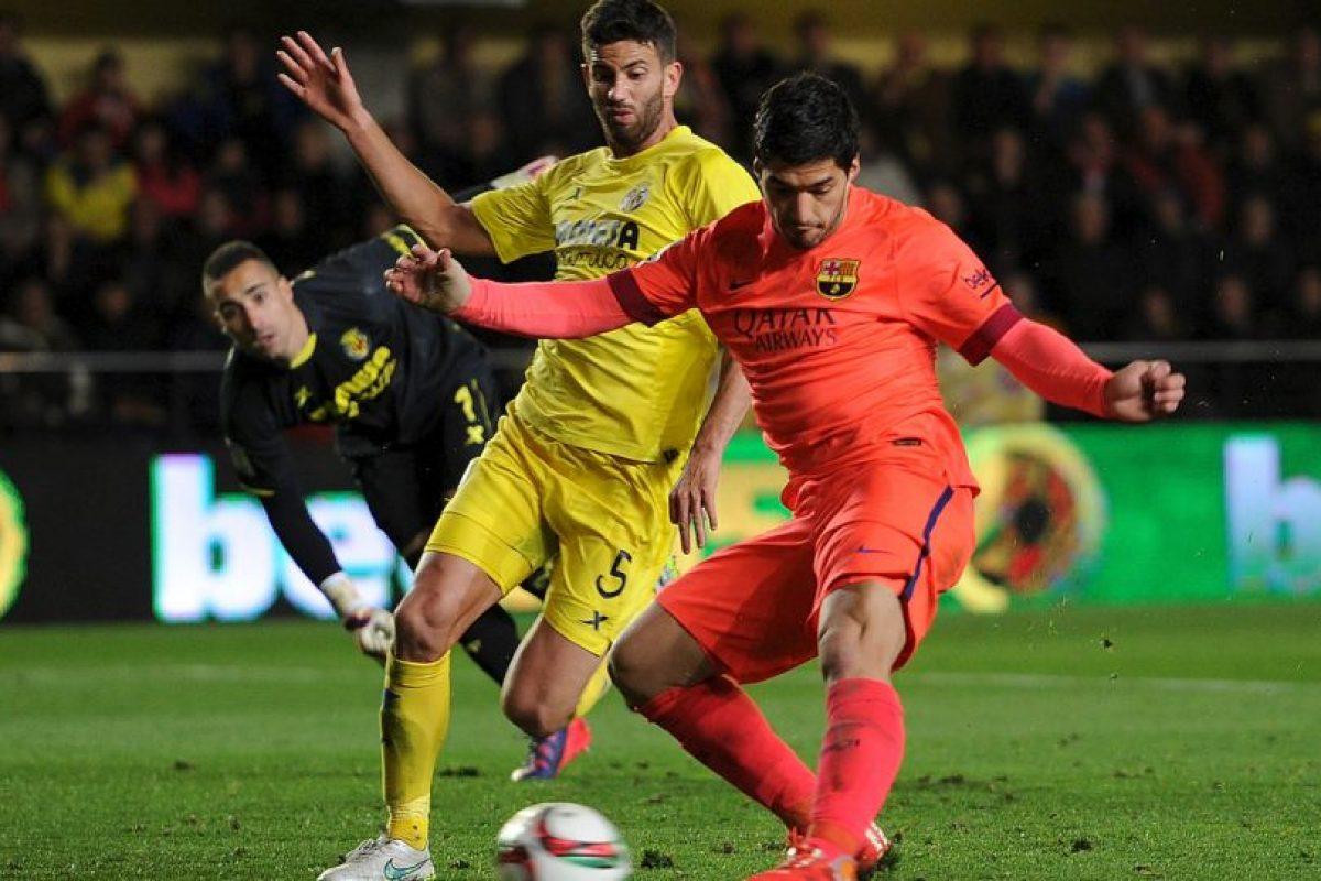 Barcelona vs. Villarreal Foto:Getty Images