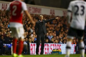 Arsenal vs. Tottenham. El Derbi del Norte de Londres Foto:Getty Images