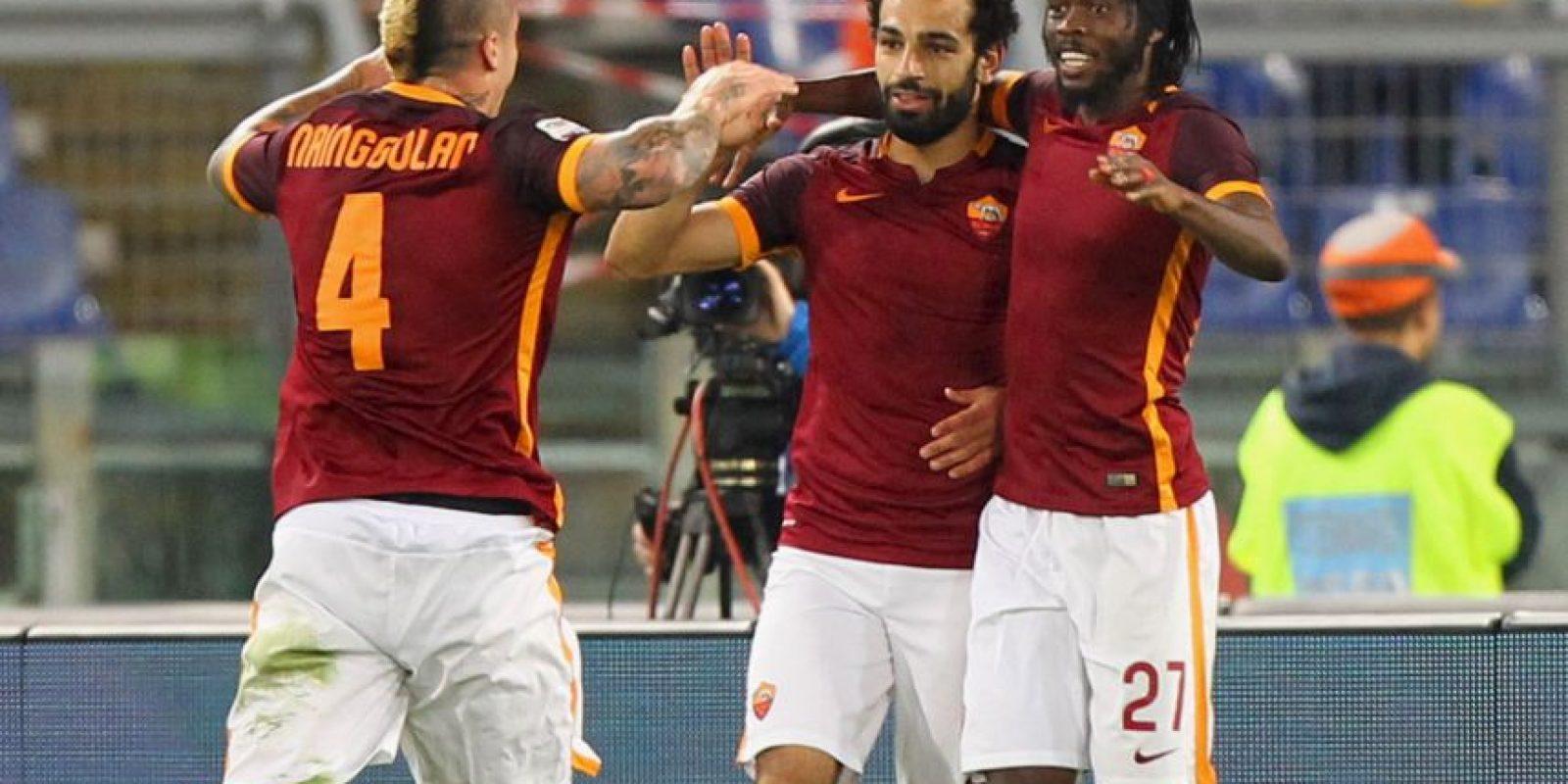 """Si la """"Loba"""" gana y se combinan resultados podría trepar a lo más alto de la Serie A Foto:Getty Images"""