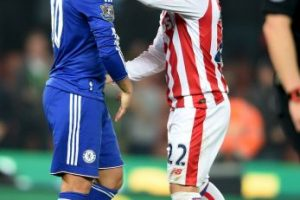 Stoke City vs. Chelsea Foto: Getty Images