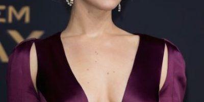 Jennifer Lawrence sorprende a Natalie Dormer con un beso en la boca