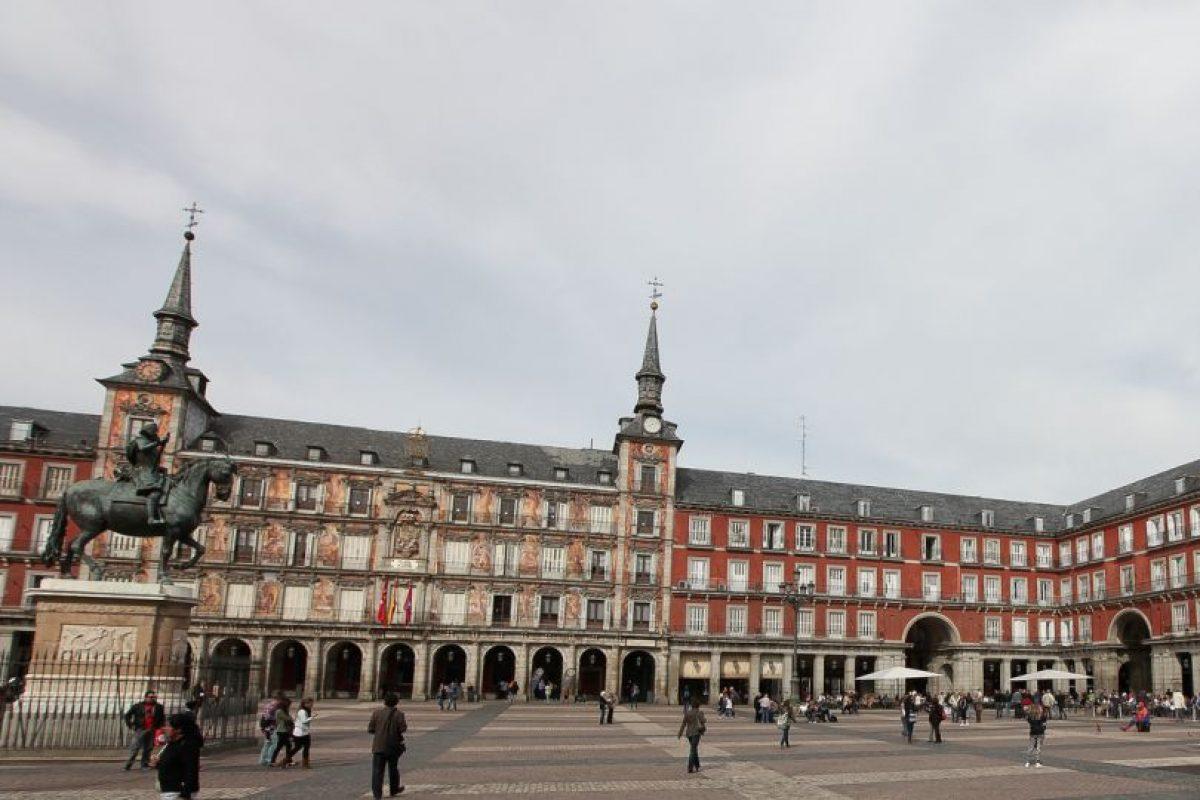 3. España toma esta posición por su atractiva capital. Foto:Vía flickr.com
