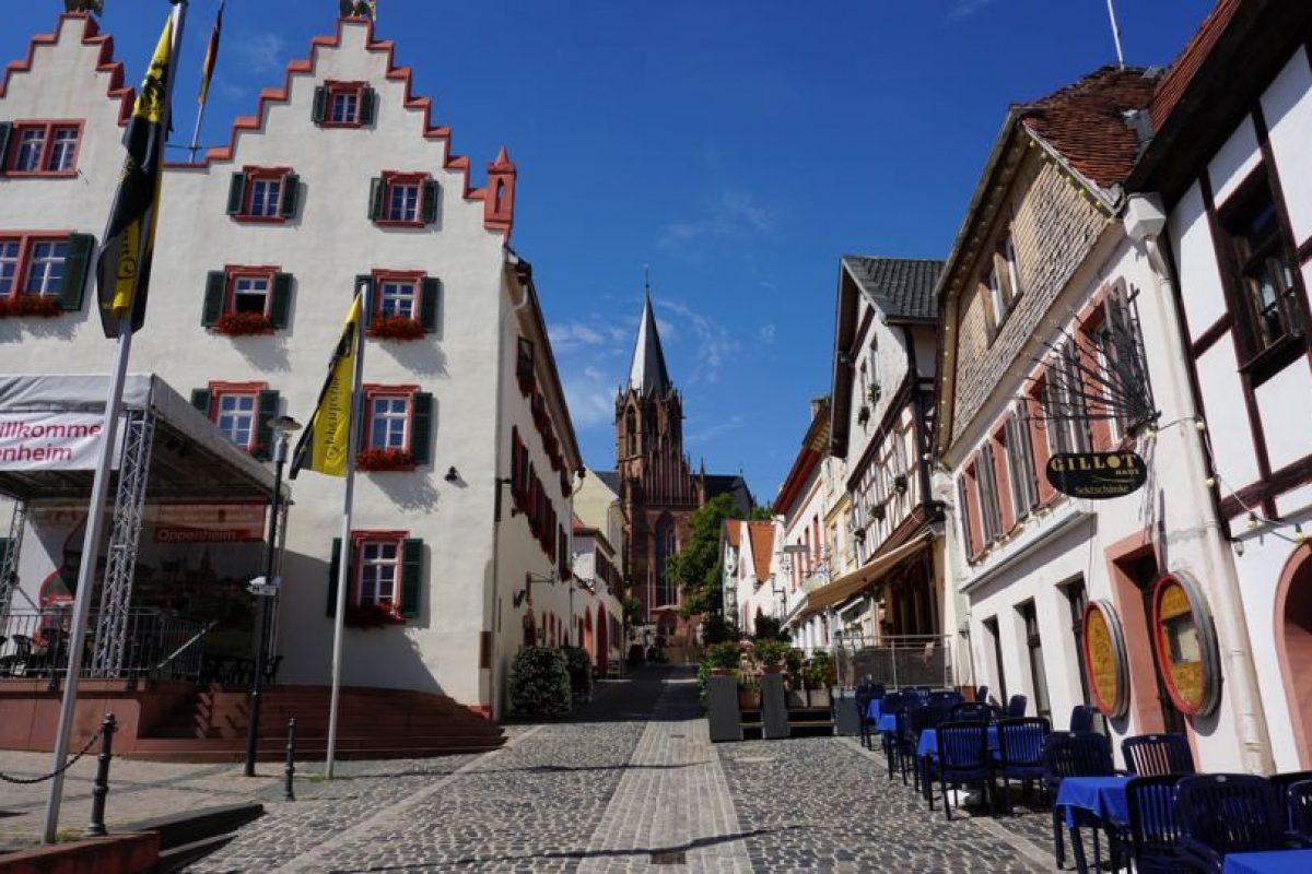 Y si no les gustan las ciudades, el país tiene pequeños pueblos que también los conquistarán. Foto:Vía flickr.com