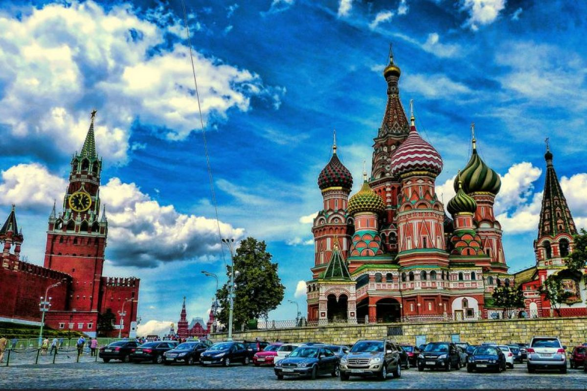 9. Rusia: tiene mucho que ofrecer a los turistas a través de la historia, cultura y arquitectura Foto:Vía flickr.com