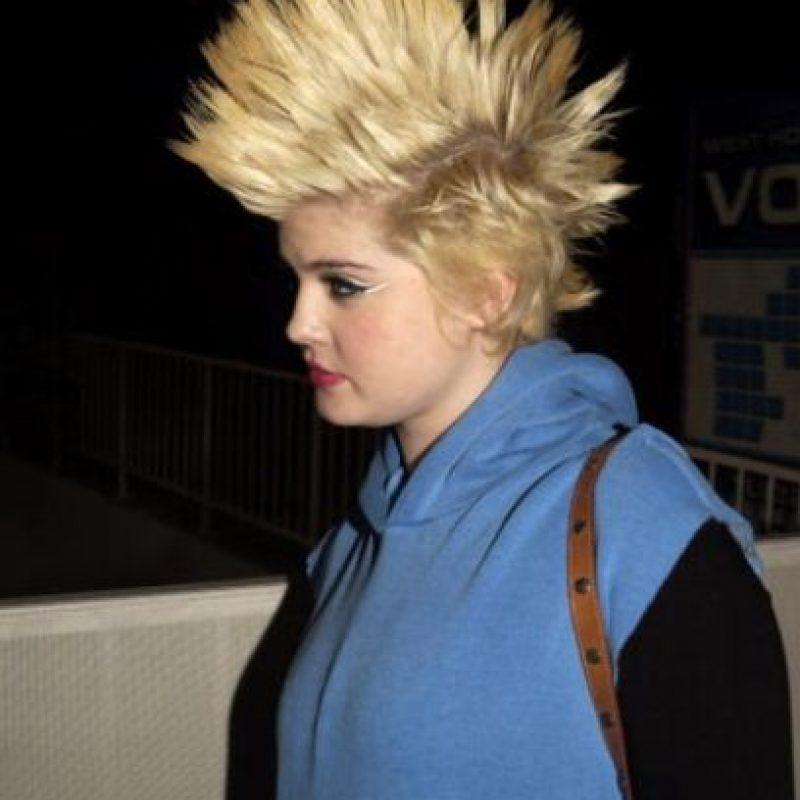 """El """"punk"""" wannabe y estilos """"darks"""". Foto:vía Getty Images"""