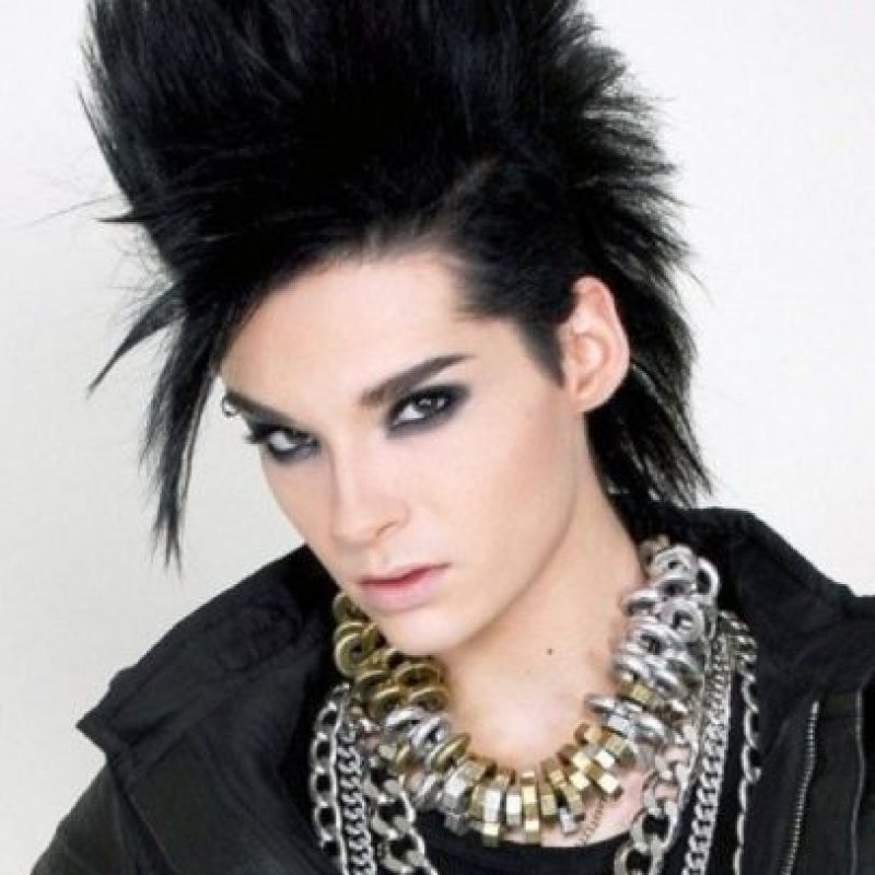 Bill Kaulitz, el pionero de este estilo. Foto:vía Getty Images