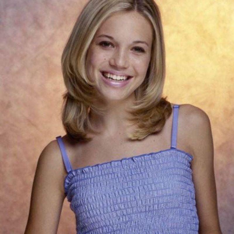 El peinado Rachel, pero más ñoño. Foto:vía Fanpop