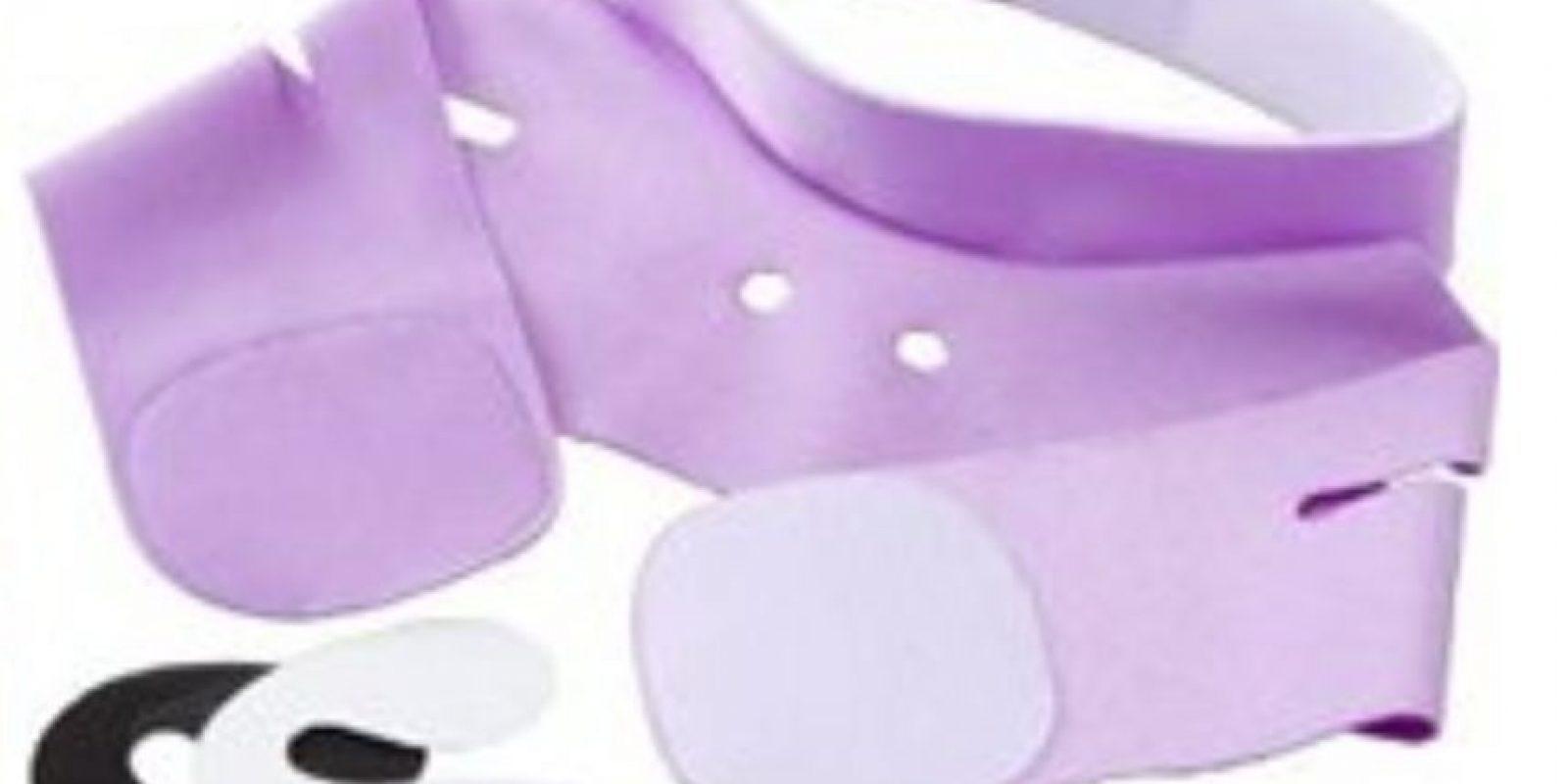 Invento anticaída de las mejillas. Foto: japantrendshop.com