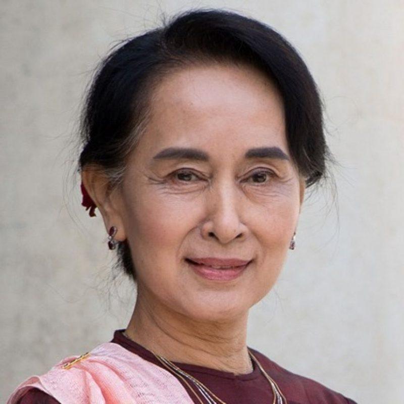 En 1991 le fue concedido el Premio Nobel de la Paz. Foto:Wikicommons