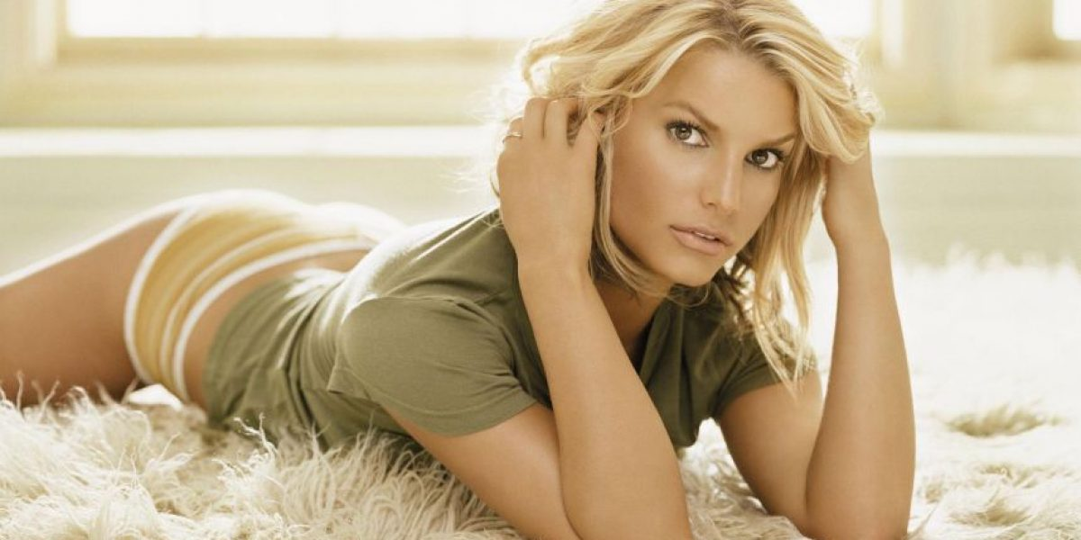 Sexy images of jessica simpson