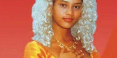 Taís antes había pasado malas experiencias por el color de su piel. Foto:vía twitter.com/taisdeverdade