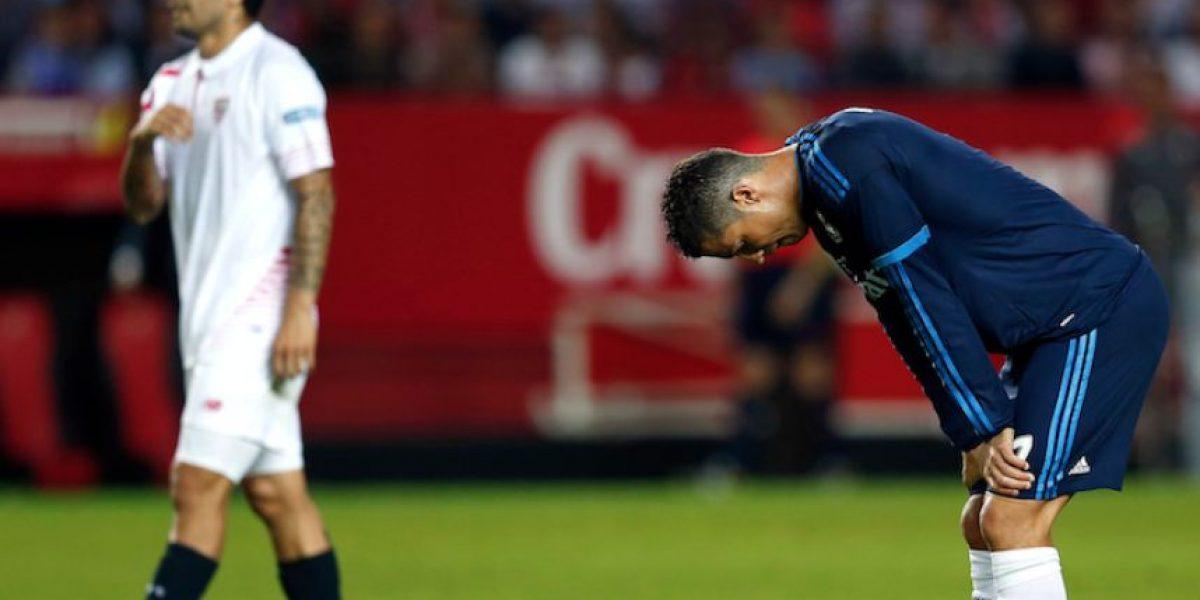 El Real Madrid se estrella ante el Sevilla y deja de líder al Barcelona