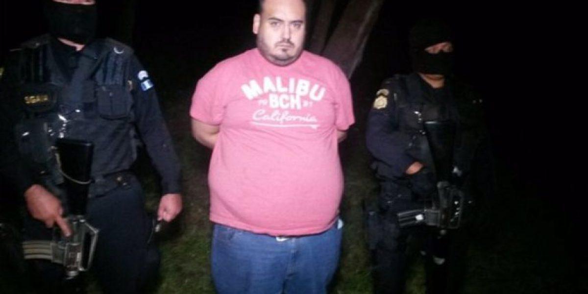 Este hombre llevaba más de un millón de dólares en cocaína