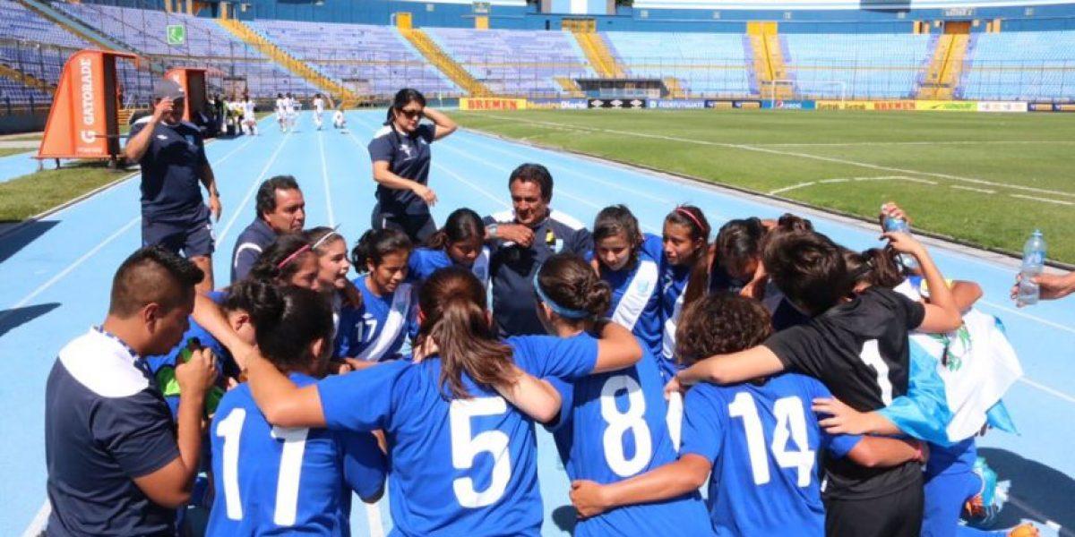 Sub-17 femenina sella su boleto al Premundial de Concacaf