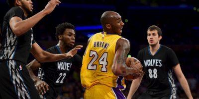 Suma cinco títulos de la NBA Foto:Getty Images