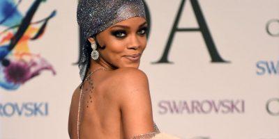 FOTOS. En este vestido de Rihanna se inspiró Khloé Kardshian para ir a la fiesta de su mamá