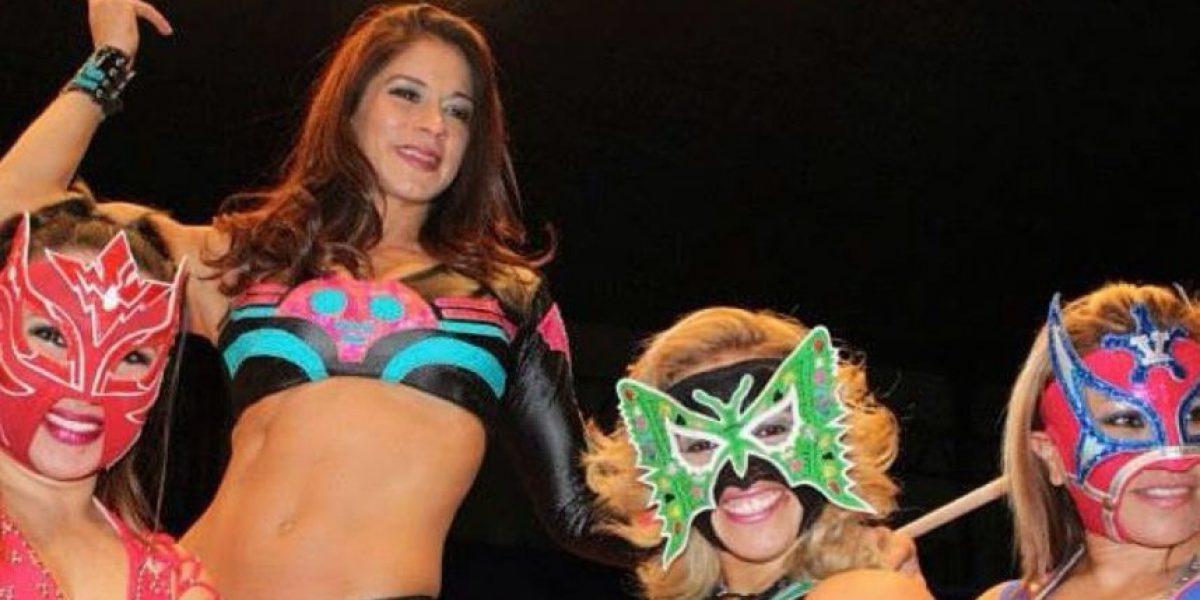 Fotos: Conozcan a la guapa nueva entrenadora de las divas de WWE