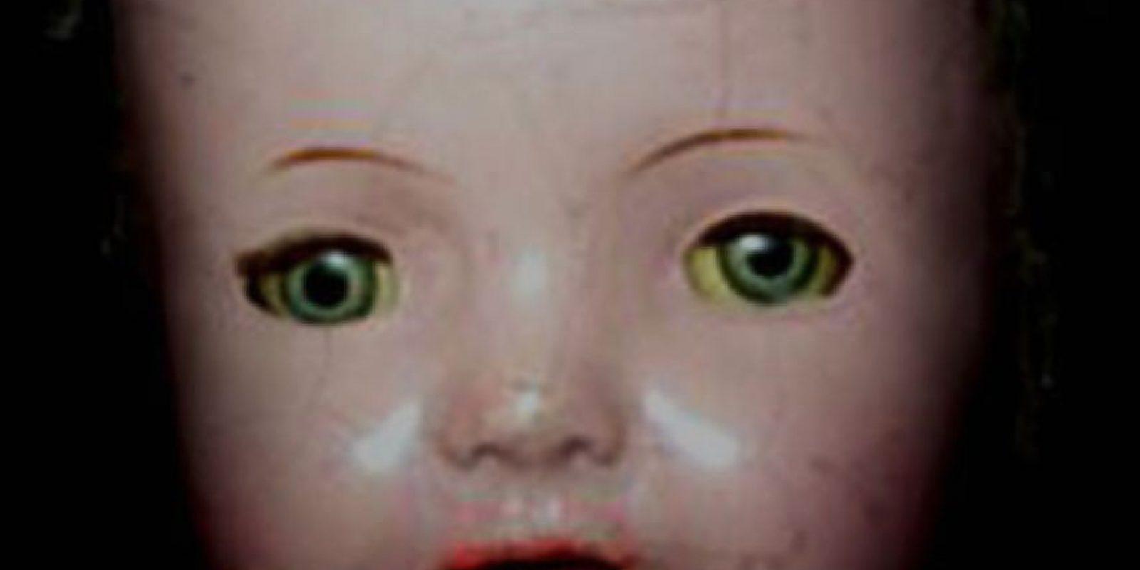 Joliet: hace parte de una monstruosa herencia. La muñeca viene de una familia y fue heredada de madre a hija durante cuatro generaciones. Foto:Haunted America Tours