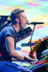 8.- Magic (Coldplay). Foto:Instagram