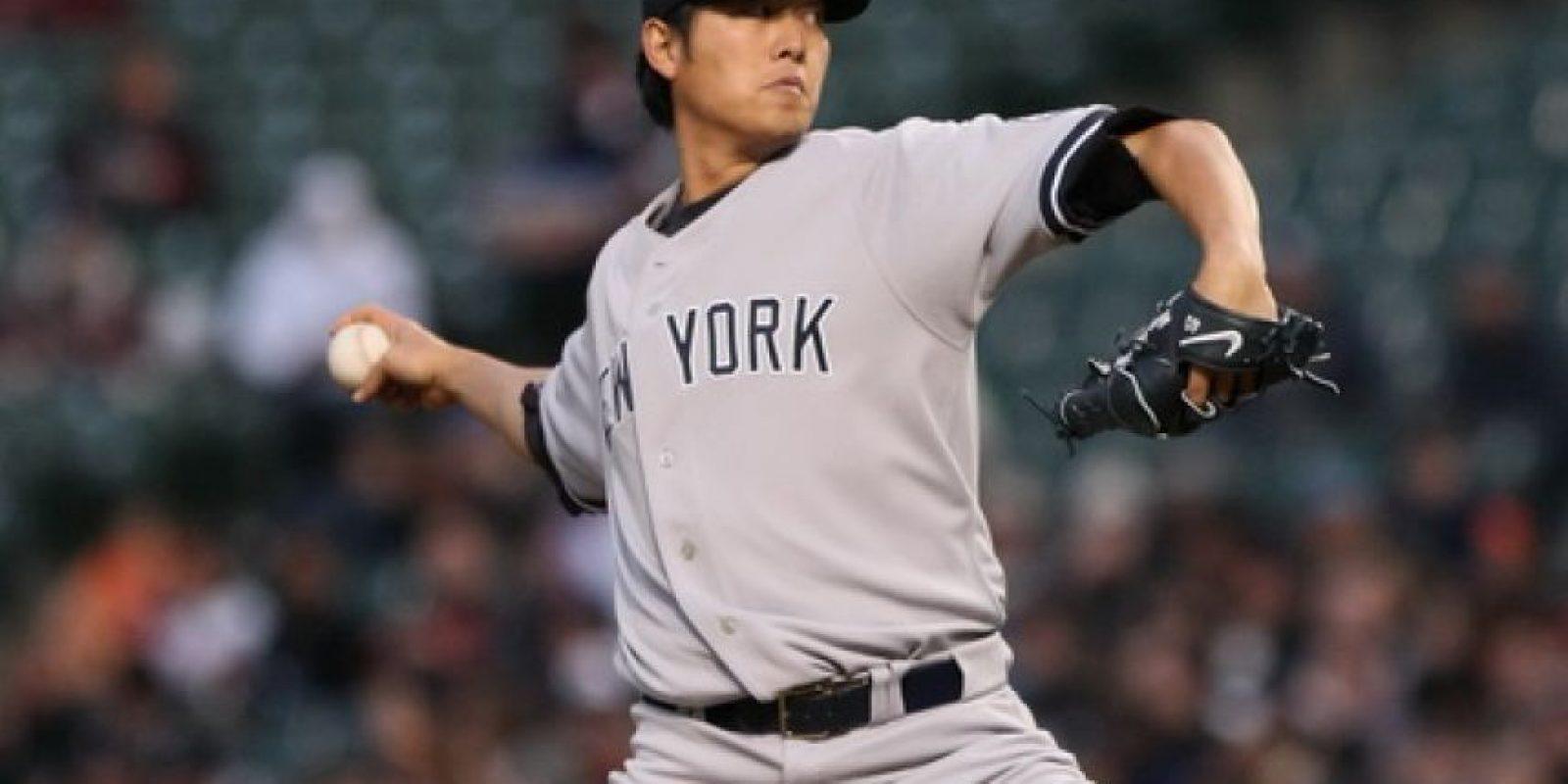 3.- Wang – Más de 93 millones de personas, como Wang Chien-Ming, jugador de beisbol. Foto:Getty Images