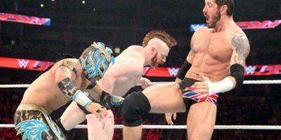 Ha sido cinco veces Campeón Intercontinental de la WWE Foto:WWE