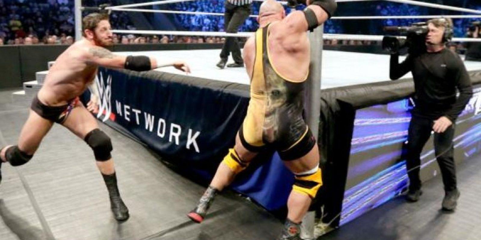 Fue el ganador de la primera temporada de NXT Foto:WWE