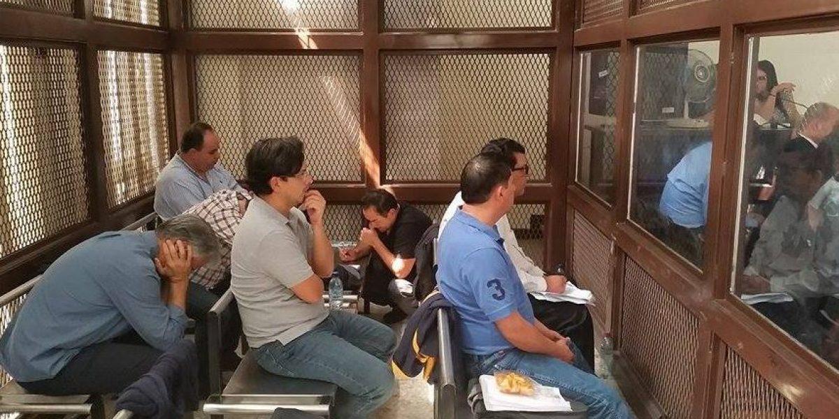 #NegociadoresDelaSalud quedan ligados a proceso