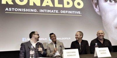 Película sobre Ronaldo revela promesa que le hizo Ferguson