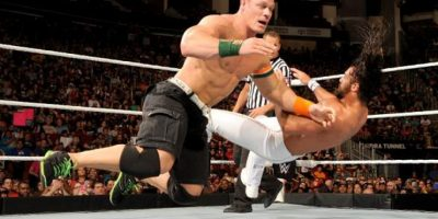 Ha ganado el máximo cinturón en 12 ocasiones Foto:WWE