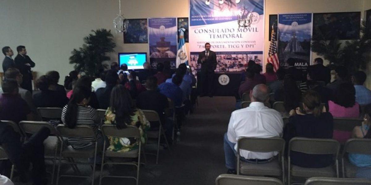 Desde hoy, guatemaltecos en Miami ya pueden tramitar su DPI