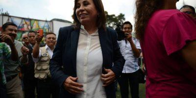 Estos son los tuits con los que se mantiene activa la excandidata Sandra Torres