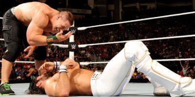 En el AT&T Stadium, en Arlington, Texas. Foto:WWE