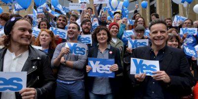 Escocia, en Reino Unido Foto: Getty Images