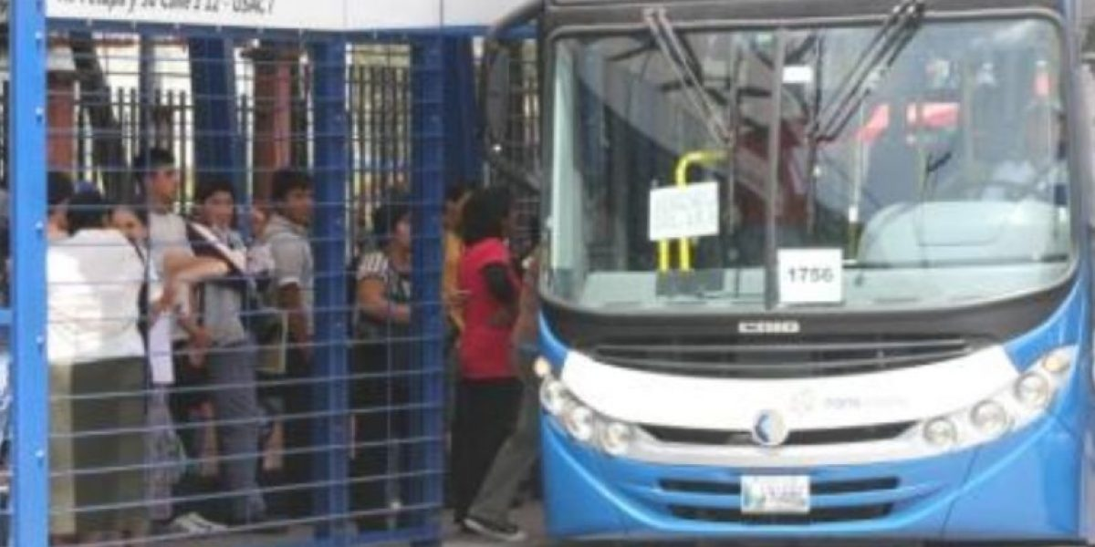 El Transurbano regula el servicio luego de acuerdo de pago