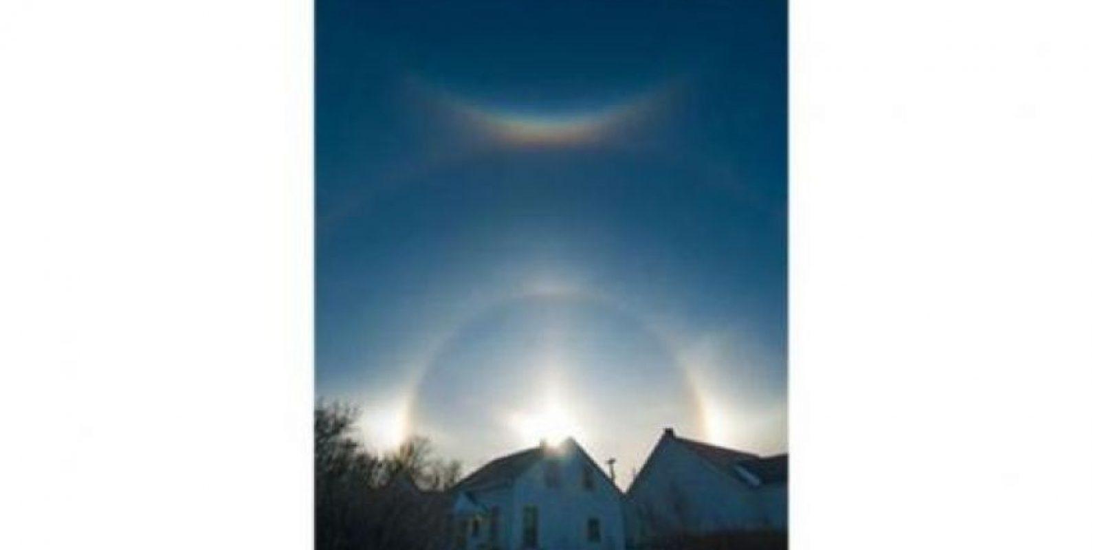 Según el meteorólogo Nick Wiltgen Foto:facebook.com/TheWeatherChannel/photos