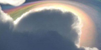 Otros, en cambio, creyeron que se trataba del fin del mundo. Foto:facebook.com/TheWeatherChannel/photos