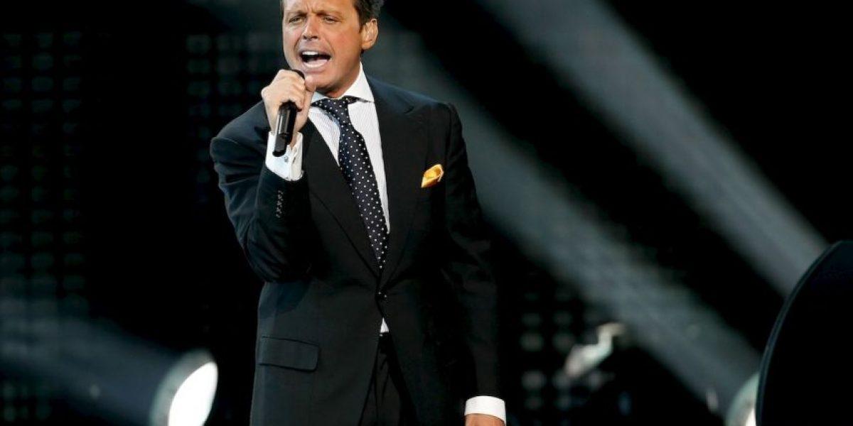 Abogados de Luis Miguel revelan que el cantante padece grave enfermedad