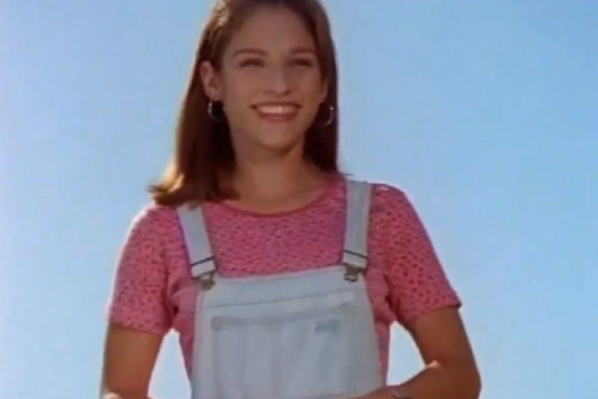 Amy Jo Johnson Foto: Tumblr