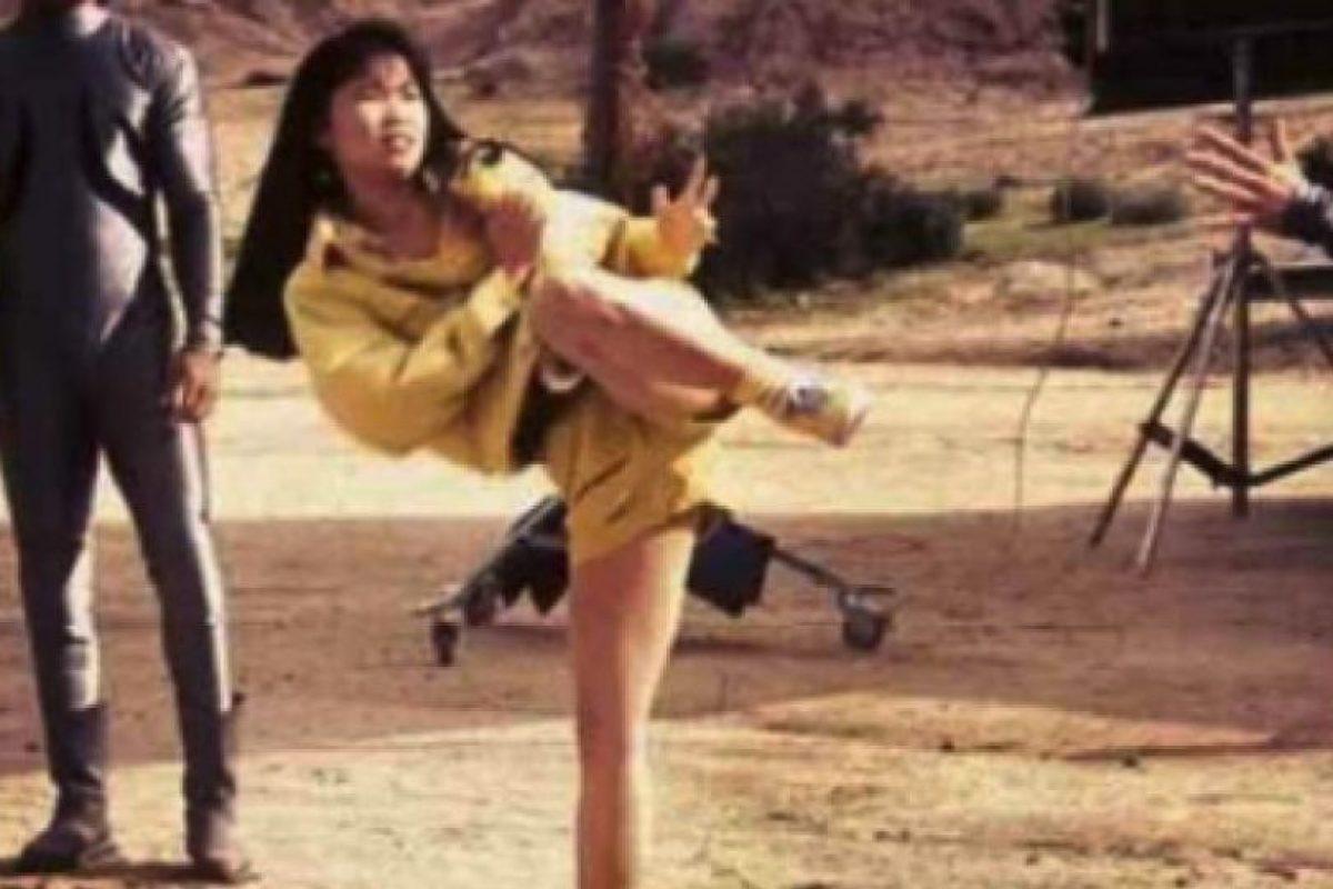 "Interpretó a Trini Kwan, la ""Power Ranger"" amarilla Foto:Tumblr"